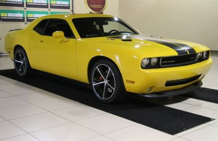2010 Dodge Challenger SRT8 A/C CUIR TOIT NAV MAGS in Longueuil