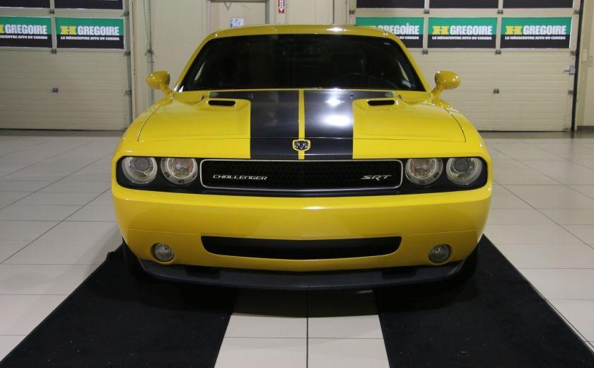 2010 Dodge Challenger SRT8 A/C CUIR TOIT NAV MAGS #1