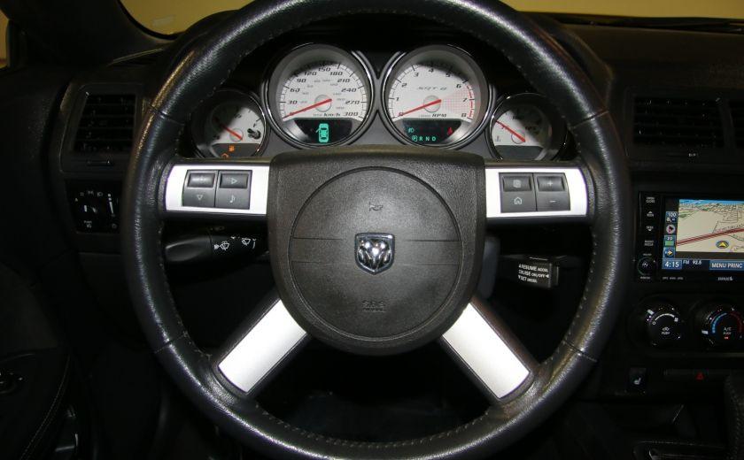 2010 Dodge Challenger SRT8 A/C CUIR TOIT NAV MAGS #15