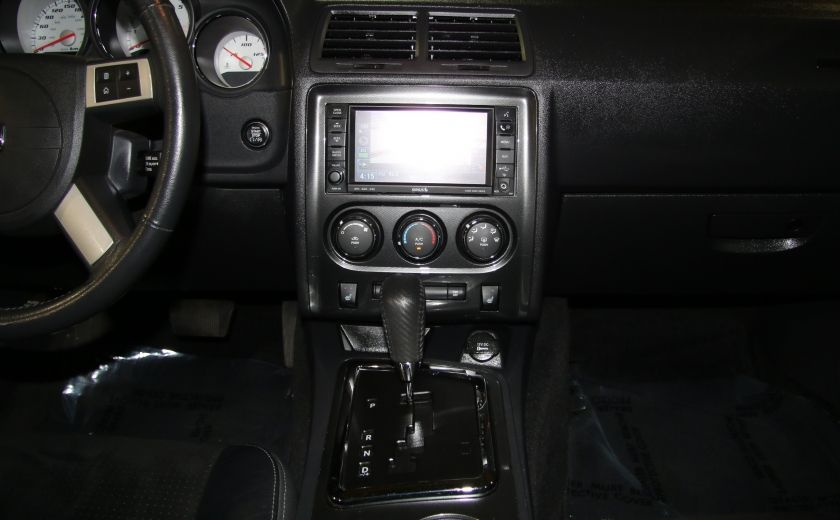 2010 Dodge Challenger SRT8 A/C CUIR TOIT NAV MAGS #16
