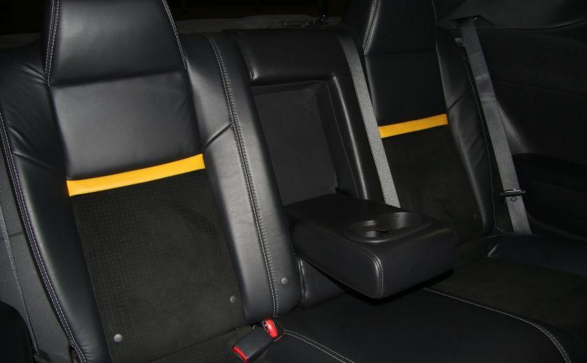 2010 Dodge Challenger SRT8 A/C CUIR TOIT NAV MAGS #21