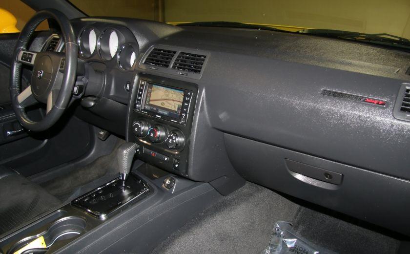 2010 Dodge Challenger SRT8 A/C CUIR TOIT NAV MAGS #22