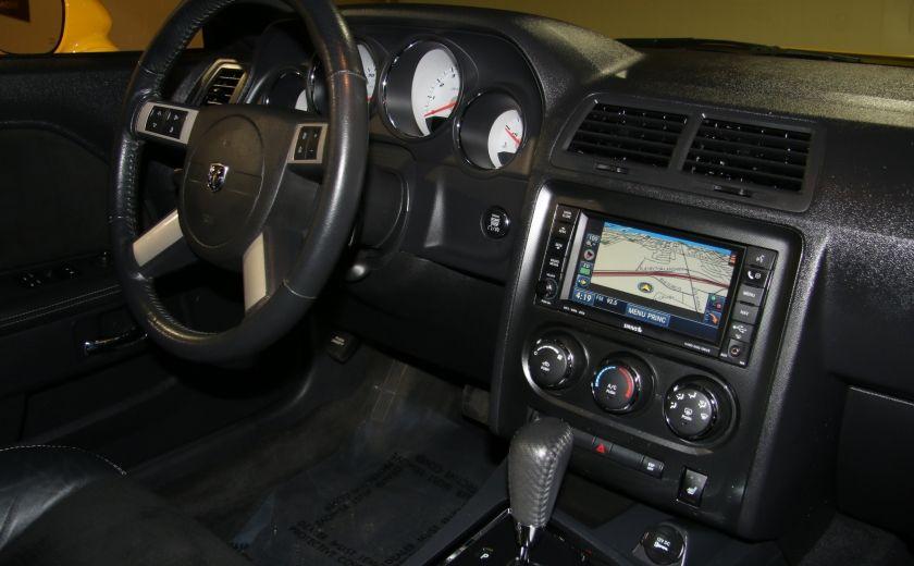 2010 Dodge Challenger SRT8 A/C CUIR TOIT NAV MAGS #23