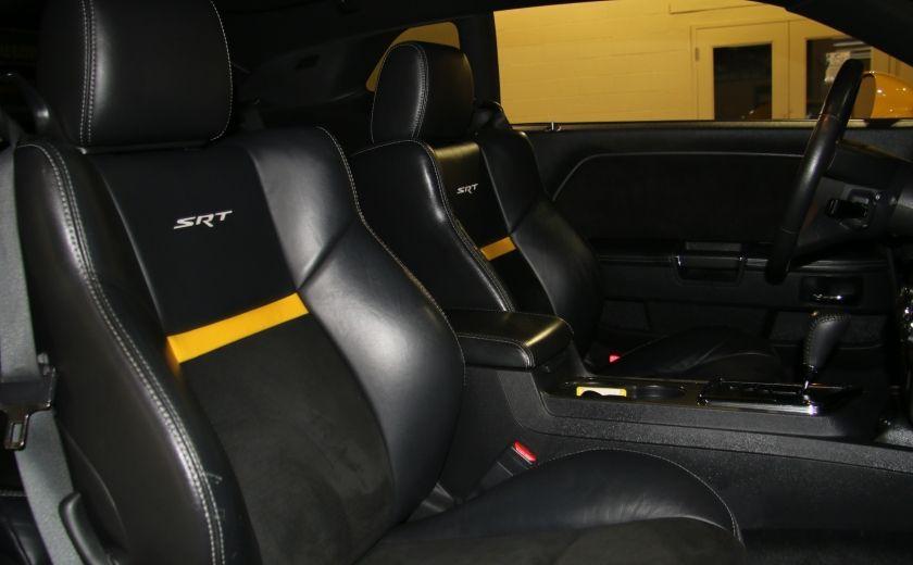 2010 Dodge Challenger SRT8 A/C CUIR TOIT NAV MAGS #24