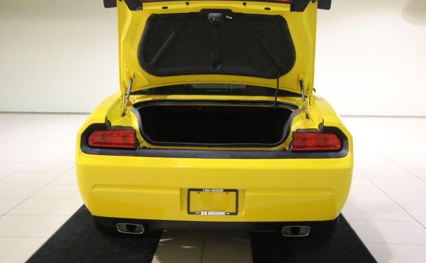 2010 Dodge Challenger SRT8 A/C CUIR TOIT NAV MAGS #27