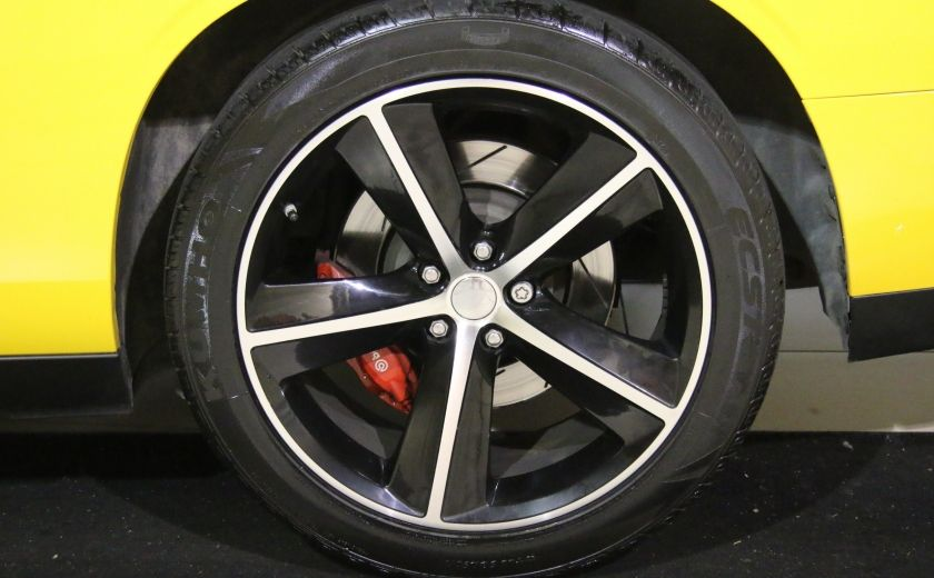 2010 Dodge Challenger SRT8 A/C CUIR TOIT NAV MAGS #30