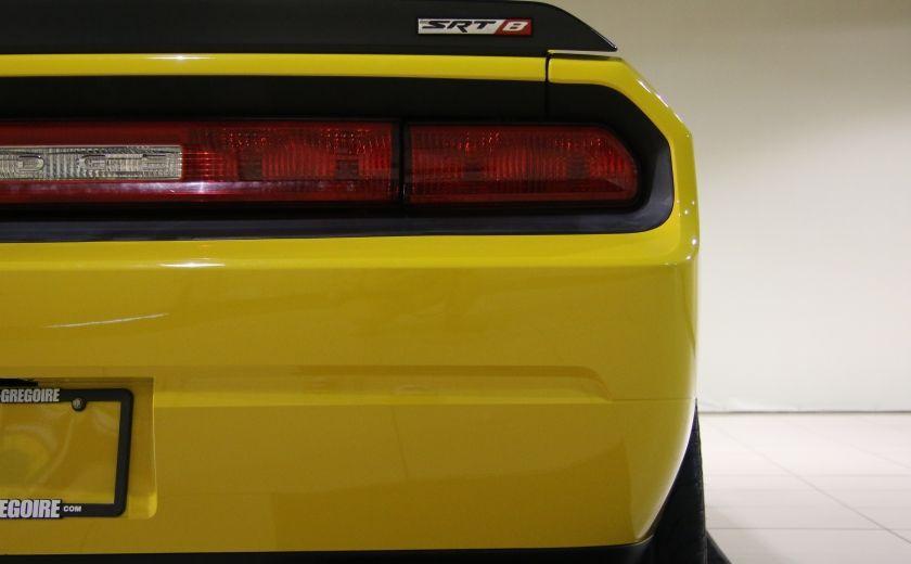 2010 Dodge Challenger SRT8 A/C CUIR TOIT NAV MAGS #36