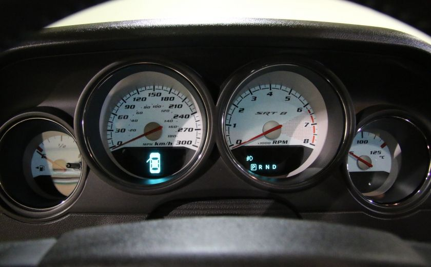 2010 Dodge Challenger SRT8 A/C CUIR TOIT NAV MAGS #39