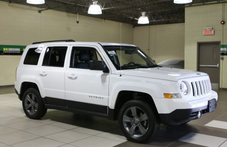 2015 Jeep Patriot HIGH ALTITUDE 4X4 A/C CUIR TOIT MAGS