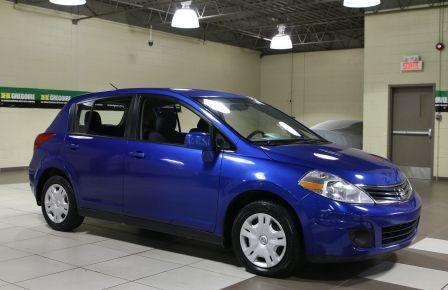 2012 Nissan Versa 1.8 S AUTO A/C #0