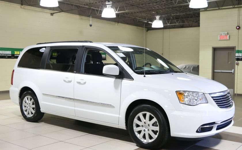 2014 Chrysler Town And Country TOURING A/C STOW'N GO #0