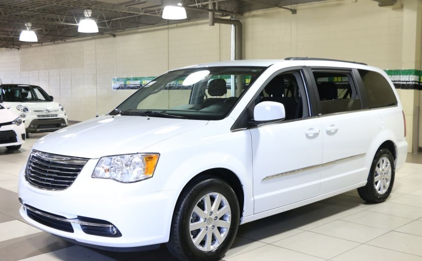 2014 Chrysler Town And Country TOURING A/C STOW'N GO #2