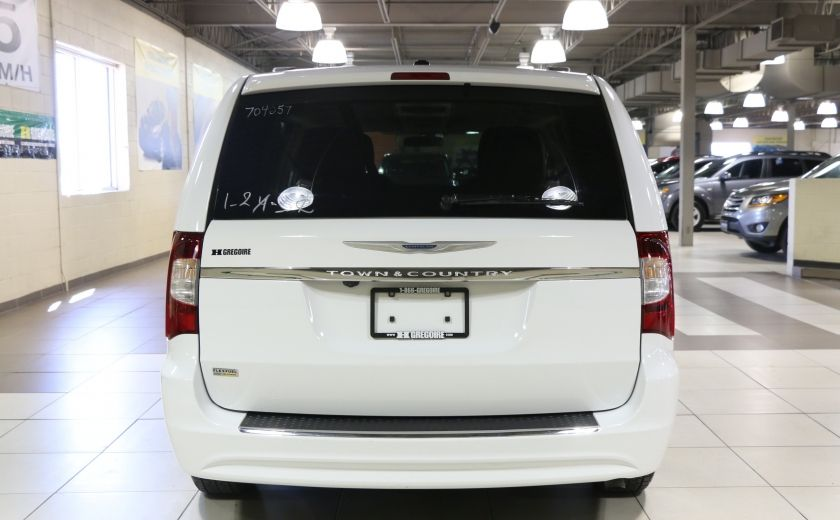 2014 Chrysler Town And Country TOURING A/C STOW'N GO #5