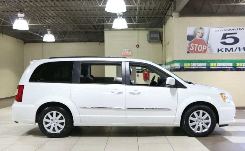 2014 Chrysler Town And Country TOURING A/C STOW'N GO #7