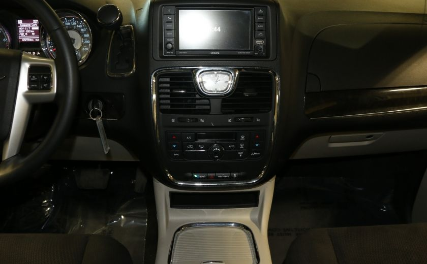 2014 Chrysler Town And Country TOURING A/C STOW'N GO #16