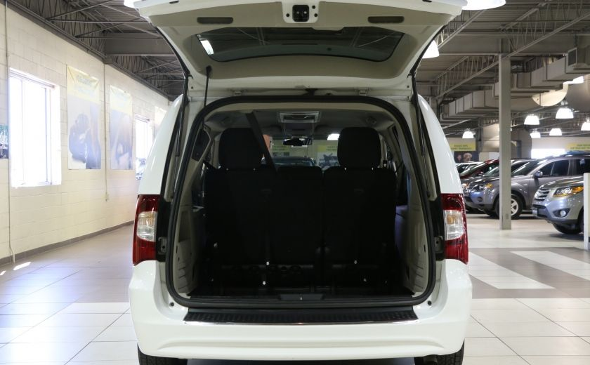 2014 Chrysler Town And Country TOURING A/C STOW'N GO #28