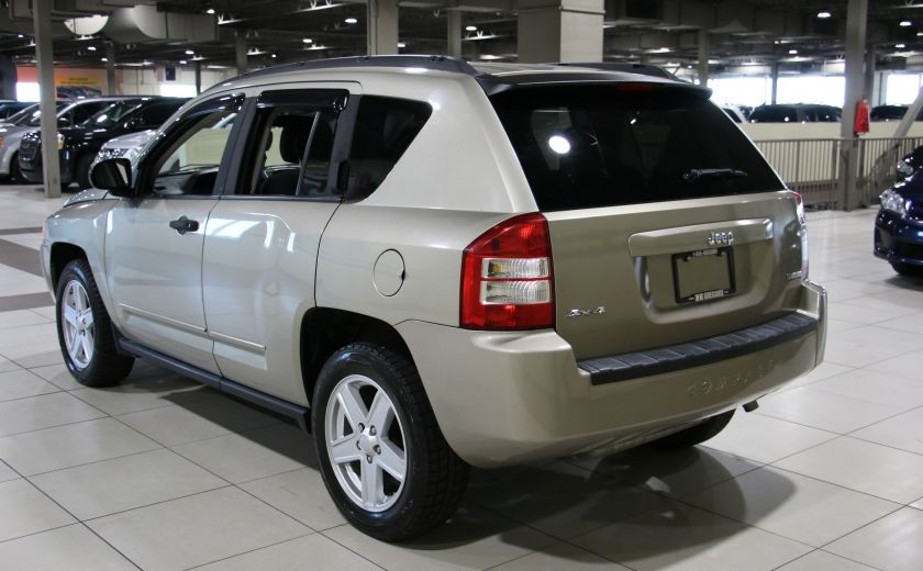2010 Jeep Compass Sport 4WD AUTO A/C MAGS #4