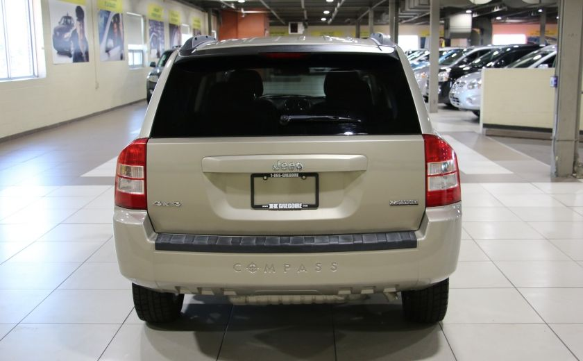 2010 Jeep Compass Sport 4WD AUTO A/C MAGS #5