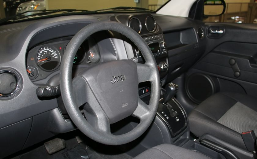 2010 Jeep Compass Sport 4WD AUTO A/C MAGS #8