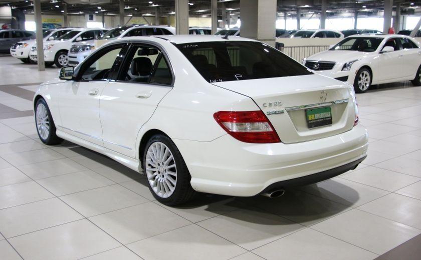 2009 Mercedes Benz C230 2.5L AUTO A/C CUIR TOIT MAGS #2