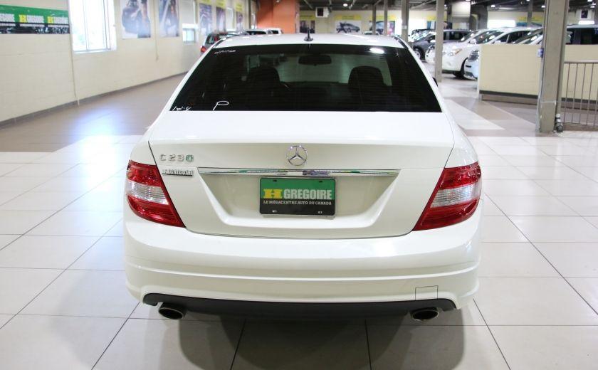 2009 Mercedes Benz C230 2.5L AUTO A/C CUIR TOIT MAGS #3