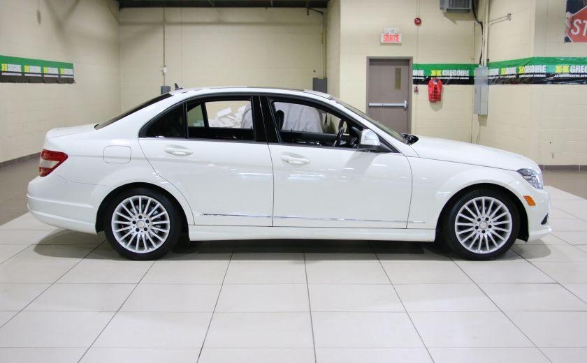 2009 Mercedes Benz C230 2.5L AUTO A/C CUIR TOIT MAGS #5