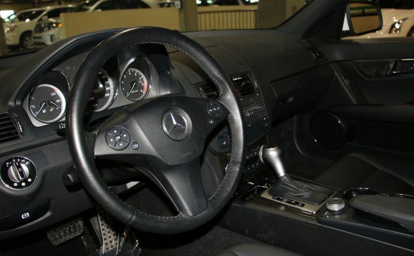 2009 Mercedes Benz C230 2.5L AUTO A/C CUIR TOIT MAGS #6