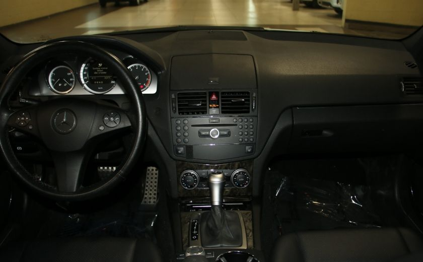 2009 Mercedes Benz C230 2.5L AUTO A/C CUIR TOIT MAGS #11