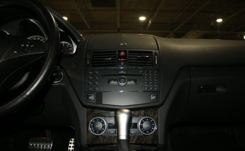 2009 Mercedes Benz C230 2.5L AUTO A/C CUIR TOIT MAGS #14