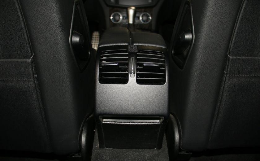 2009 Mercedes Benz C230 2.5L AUTO A/C CUIR TOIT MAGS #16