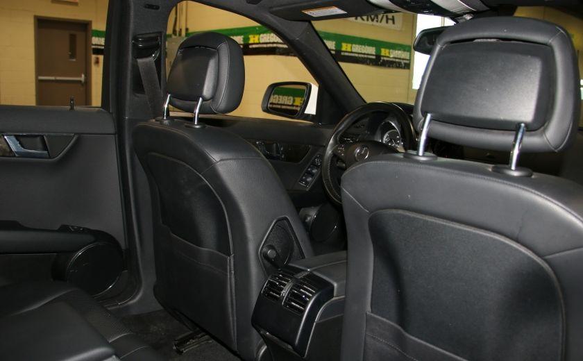 2009 Mercedes Benz C230 2.5L AUTO A/C CUIR TOIT MAGS #19