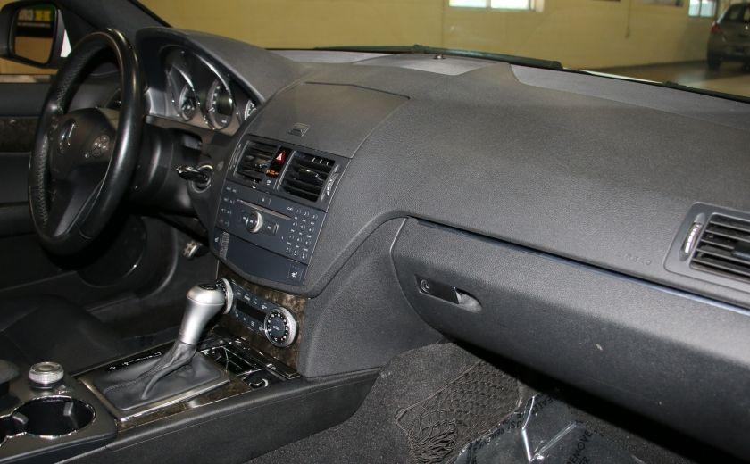 2009 Mercedes Benz C230 2.5L AUTO A/C CUIR TOIT MAGS #21