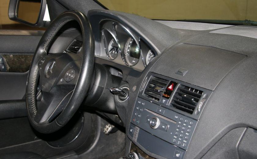 2009 Mercedes Benz C230 2.5L AUTO A/C CUIR TOIT MAGS #22