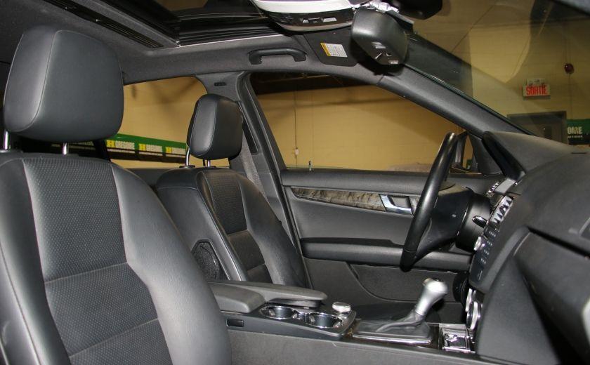 2009 Mercedes Benz C230 2.5L AUTO A/C CUIR TOIT MAGS #23