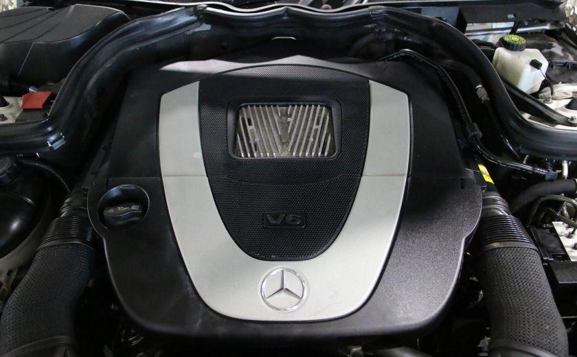 2009 Mercedes Benz C230 2.5L AUTO A/C CUIR TOIT MAGS #24