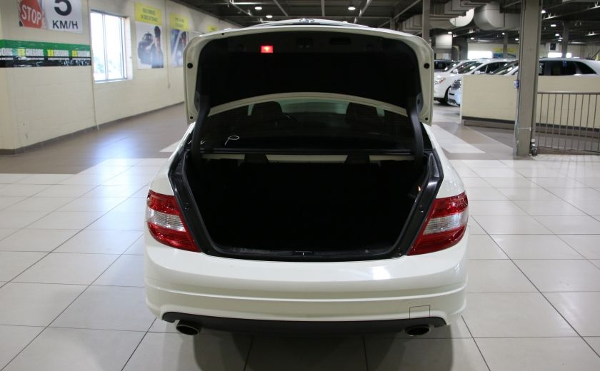 2009 Mercedes Benz C230 2.5L AUTO A/C CUIR TOIT MAGS #25