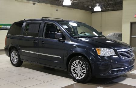 2014 Chrysler Town And Country TOURING L A/C CUIR STOW'N GO TV DVD in Estrie