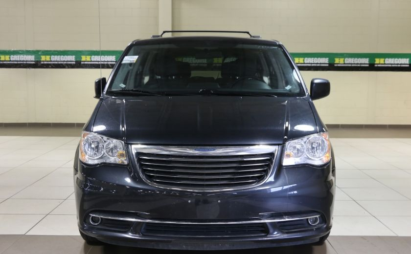 2014 Chrysler Town And Country TOURING L A/C CUIR STOW'N GO TV DVD #1