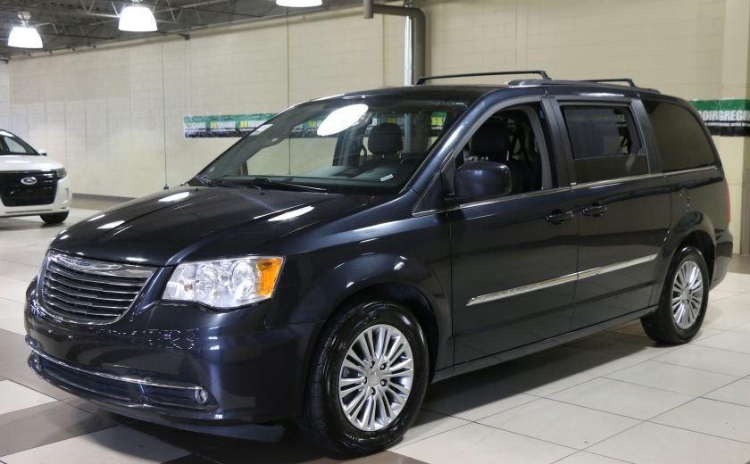 2014 Chrysler Town And Country TOURING L A/C CUIR STOW'N GO TV DVD #2