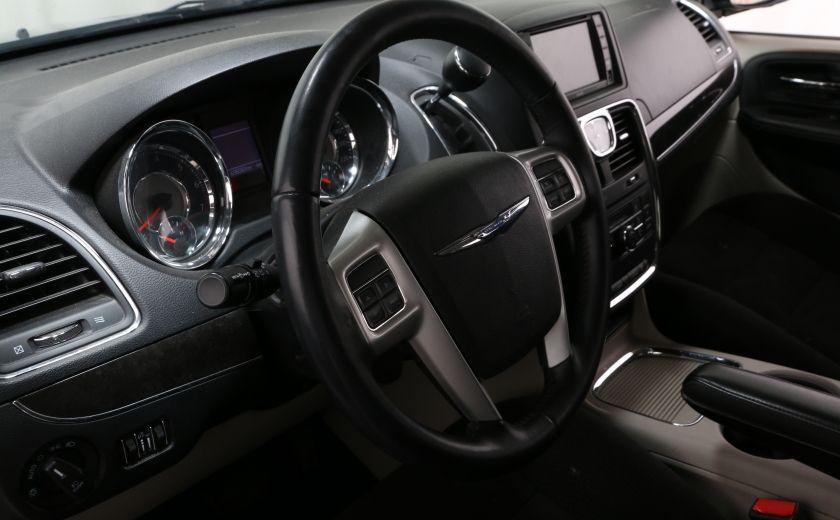 2014 Chrysler Town And Country Touring CAMERA DE RECUL HAYON ELECTRIQUE #6