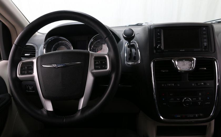 2014 Chrysler Town And Country Touring CAMERA DE RECUL HAYON ELECTRIQUE #11