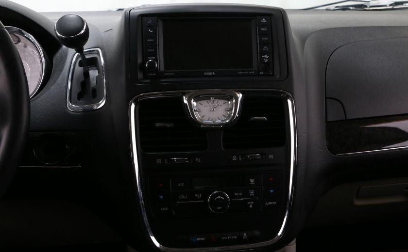 2014 Chrysler Town And Country Touring CAMERA DE RECUL HAYON ELECTRIQUE #12