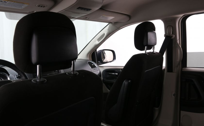 2014 Chrysler Town And Country Touring CAMERA DE RECUL HAYON ELECTRIQUE #14