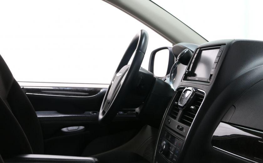 2014 Chrysler Town And Country Touring CAMERA DE RECUL HAYON ELECTRIQUE #21