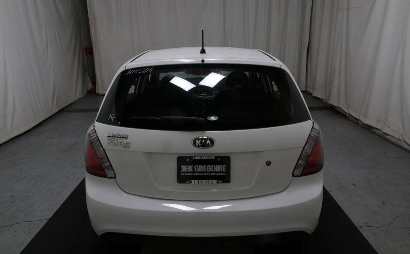 2011 Kia Rio EX Convenience #4