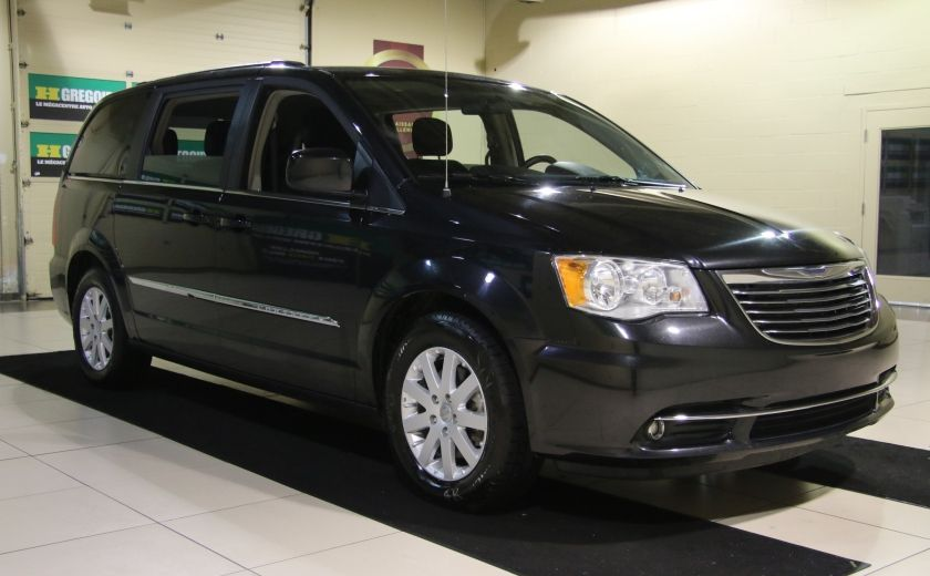 2015 Chrysler Town And Country A/C MAGS BLUETOOTH #0