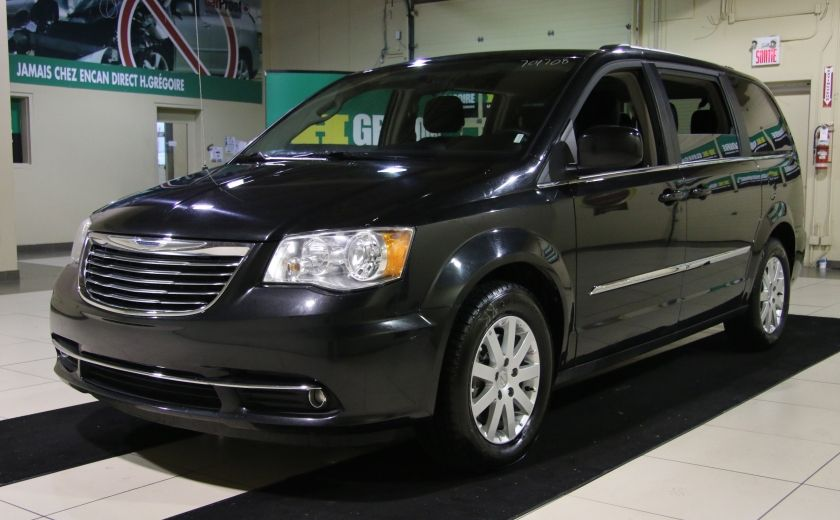 2015 Chrysler Town And Country A/C MAGS BLUETOOTH #2