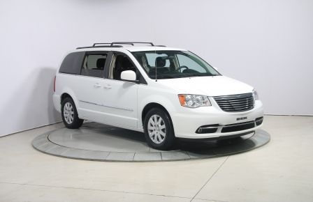 2014 Chrysler Town And Country Touring #0