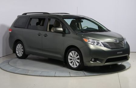 2012 Toyota Sienna XLE CUIR TOIT MAGS BLUETOOTH CAM.RECUL HAYON ÉLECT #0