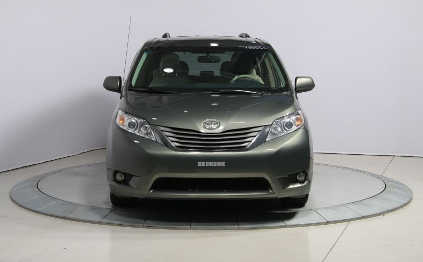 2012 Toyota Sienna XLE CUIR TOIT MAGS BLUETOOTH CAM.RECUL HAYON ÉLECT #1